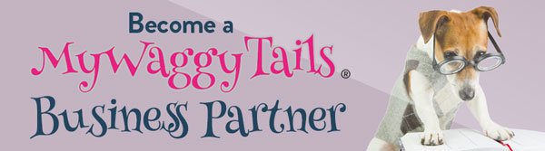 mywaggytails business how to become a partnet