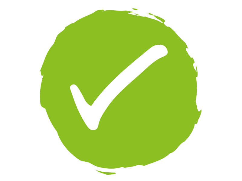 mywaggytails business green tick