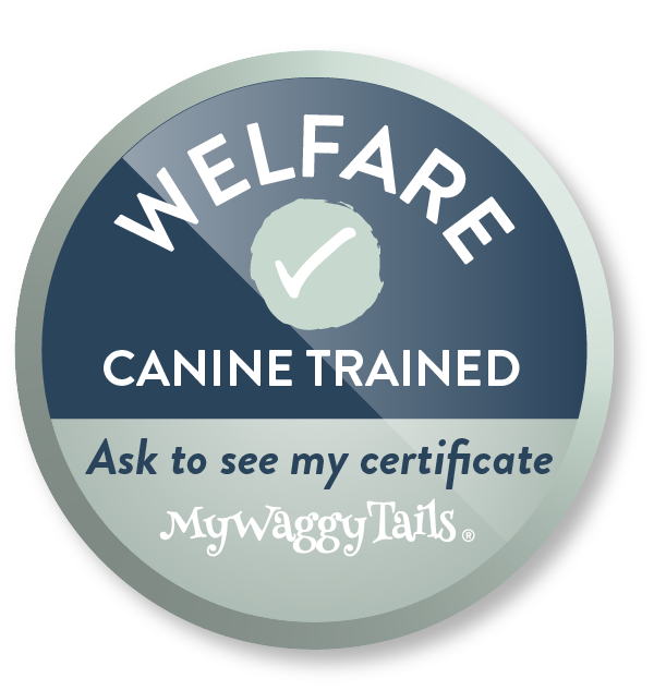 mywaggytails welfare canine trained icon