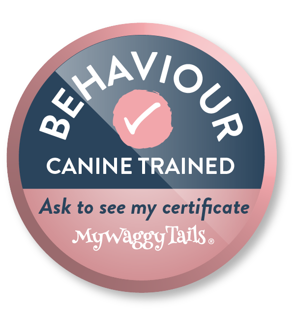mywaggytails behaviour canine trained icon