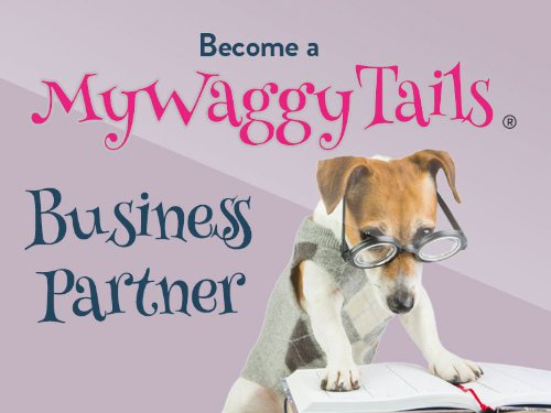 become a mywaggytails business partner
